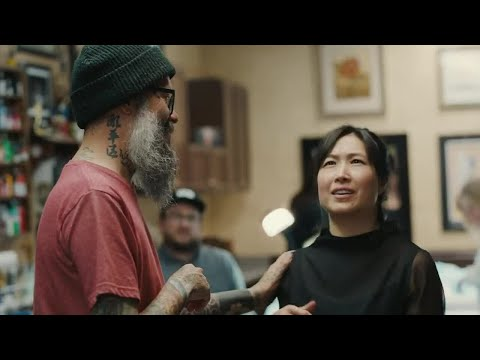 """Hector """"Hek"""" Valdez & The Tattoo Gallery In Huntington Beach 