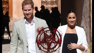 DID PRINCE HARRY AND MEGHAN MARKLE JUST GIVE BIRTH TO THE GENDER FLUID ANTICHRIST?