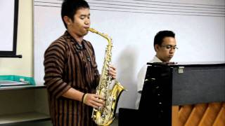 saxophone: Suwe ora jamu (Indonesia traditional song)