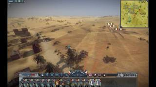 Napoleon: Total War [Egypt] Walkthrough/Commentary [1080p] Strategy Guide By Jahazey Part-6