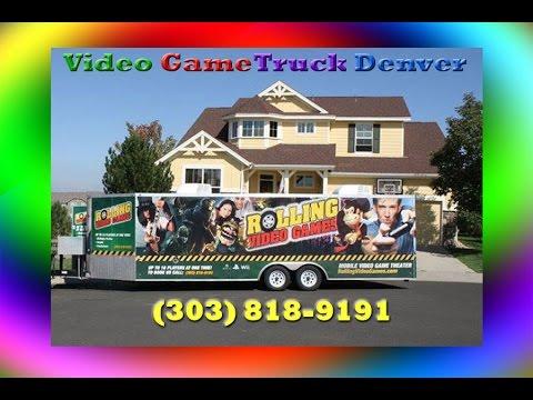 Video Game Truck Denver