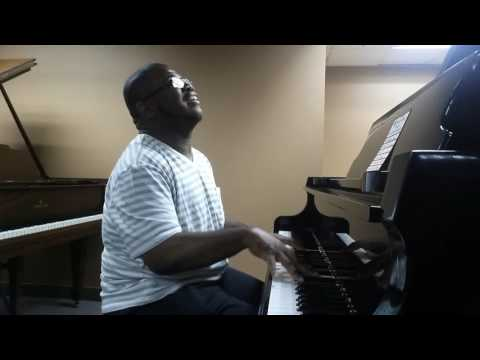 Terrance Shider How Great Thou Art Piano Cover