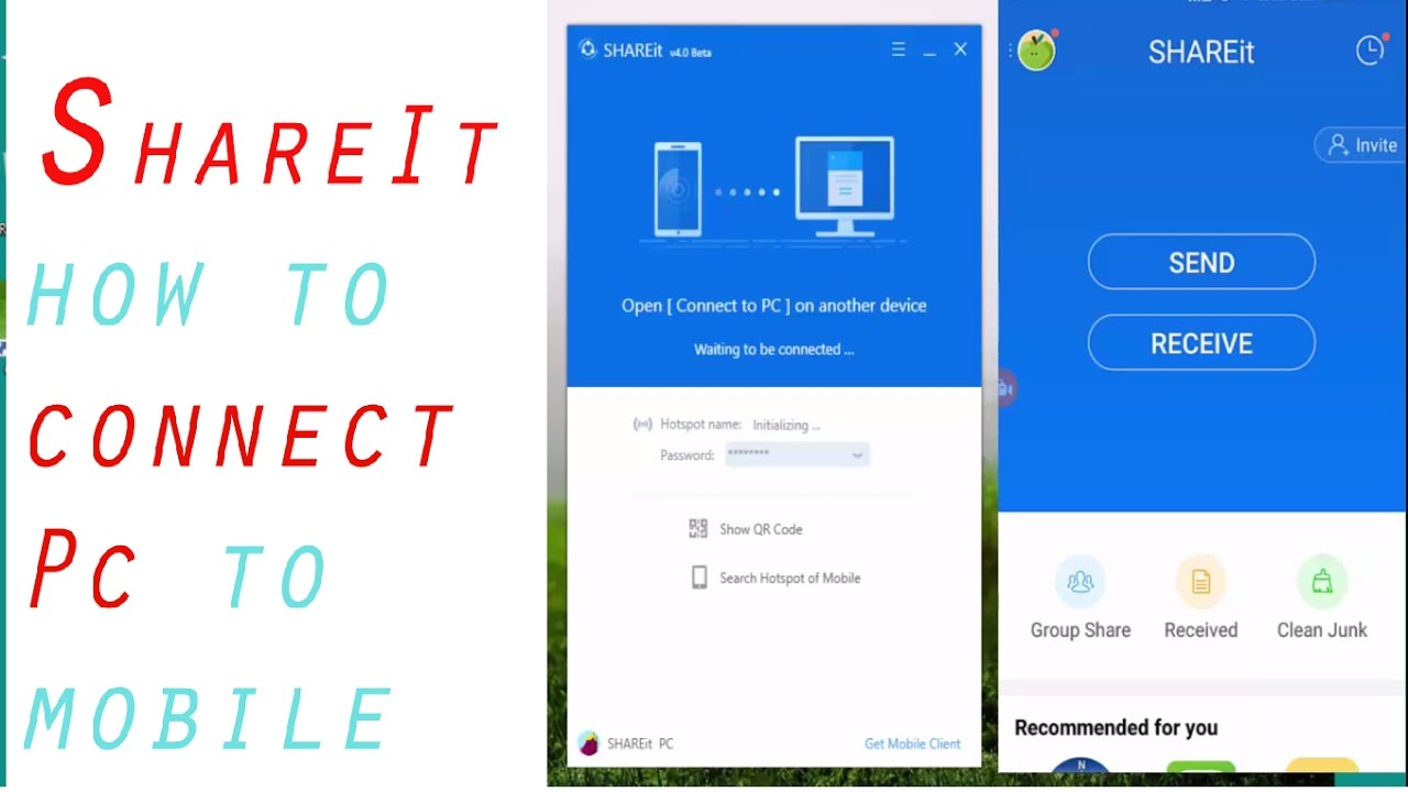 Shareit For Pc New Version