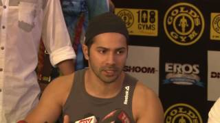 Shocking Varun says his father losing weight for his Grandchild