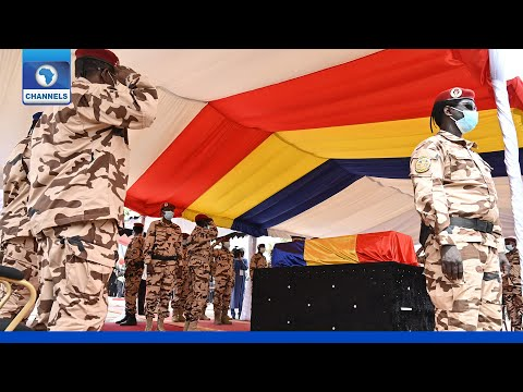 Chadian President Deby Buried As France, Allies Back His Son