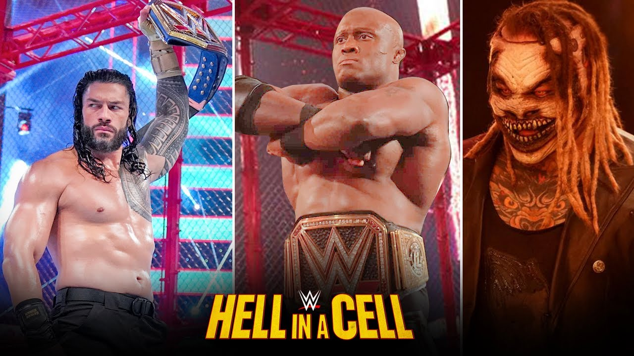 WWE Hell in a Cell 20 June 2021, Roman Reigns Missing Event, The Fiend Return, Taker Vs Akshay Match