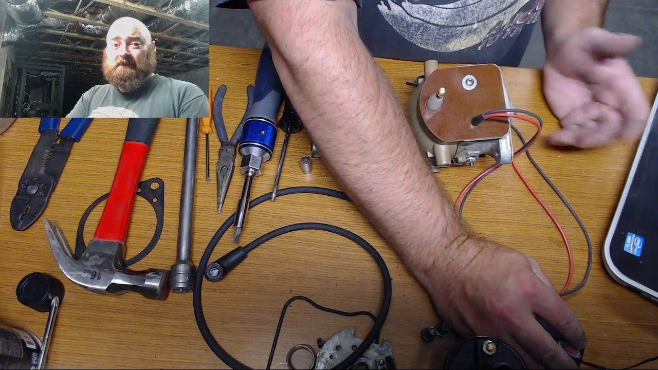 Ford 8N Front Mount Distributor Electronic Ignition upgrade - YouTubeYouTube