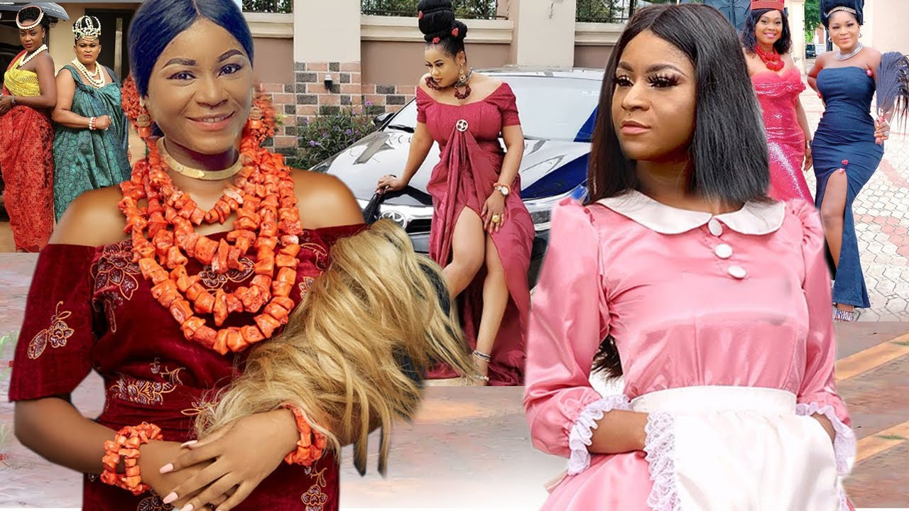 Download From Maid To Palace Queen - (COMPLETE MOVIE ) Destiny Etiko 2020 Latest Nigerian Movie