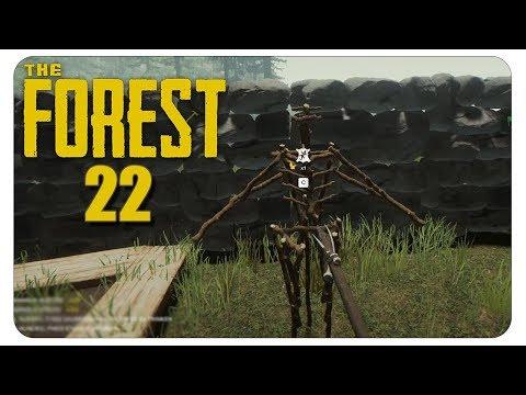 Vom Jäger zum Gejagten #22 The Forest Coop [deutsch] - Let's Play Together