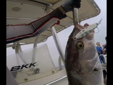 Anglers UAE: slow jigging in Fujairah UAE