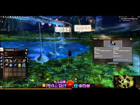 Guild Wars 2 Beta Fine Transmutation Stone