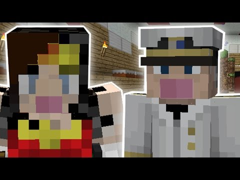 Minecraft: THE JEN LIP CHALLENGE - Custom Mod Challenge [S8E22]