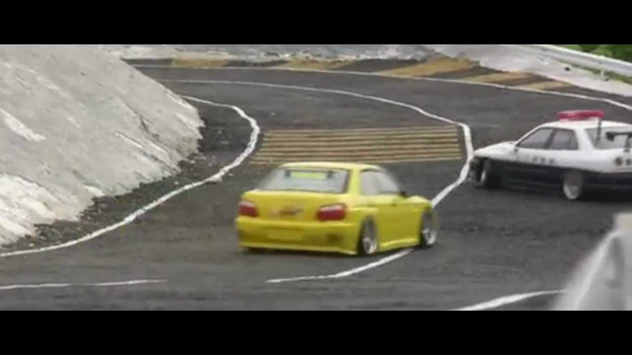 Awesome Backyard Drift Track Youtube