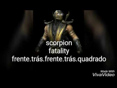 Fatality do mortal kombat unchained[ppsspp]