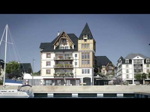 Faubourg Immobilier - Presqu'ile Les Jardins D'Eugénie à Deauville