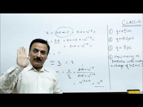 ELECTRICITY CLASS 10, PHYSICS, PART 3, By Er GURDEV SINGH