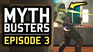 COD Mobile MythBusters: Episode 3 (Tips and Tricks) | Call of Duty Mobile