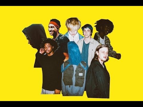 BROCKHAMPTON - JELLO (Lyric Video)