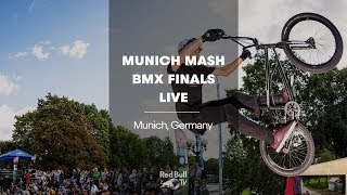 Munich Mash BMX Finals LIVE - Munich, Germany