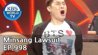 Minsang Lawsuit | 민상 소송 [Gag Concert / 2019.05.11]