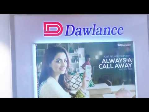 Dawlance Experience Store Launch