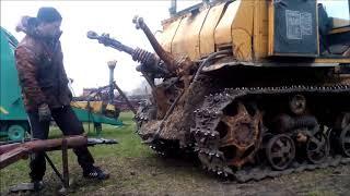 18 мая! Ремонт редуктора пускового двигателя!