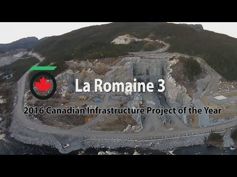 TAC 2016 Canadian Infrastructure Project of the Year