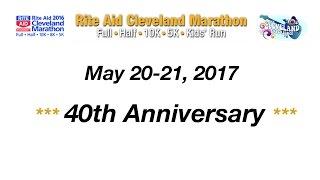 40th Anniversary Rite Aid Cleveland Marathon - The Kids Run