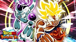MY LAST CHANCE! LR GOKU AND FRIEZA SUMMONS! | Dragon Ball Z Dokkan Battle