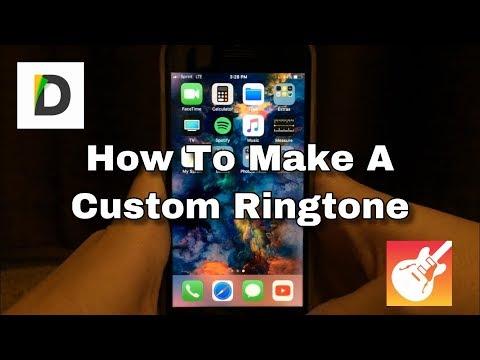 How to Make Custom Ringtone on iPhone/IOS