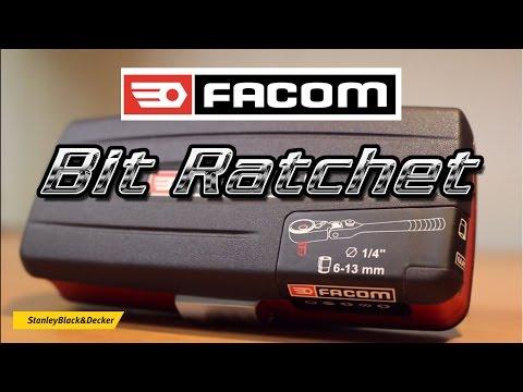 Facom Bit Ratchet
