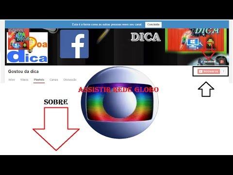 Assistir Rede Globo Ao Vivo pela Internet 2014