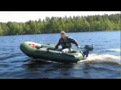 Моторно-гребная лодка Фрегат М-5