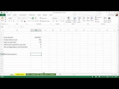 spreadsheets-for-finance:-how-to-calculate-loan-payments