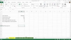 Spreadsheets for Finance: How to Calculate Loan Payments