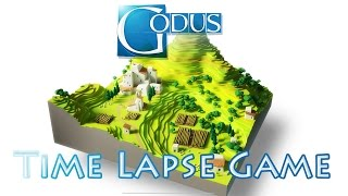 Godus 2.4 Full  (TimeLapse Game)