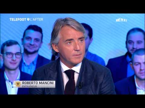 Téléfoot - L'After du 29 janvier avec Roberto Mancini