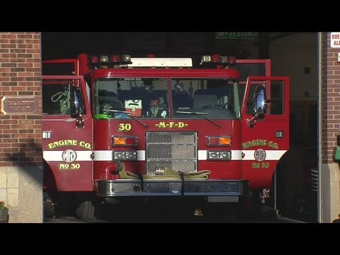 A day in a Milwaukee firehouse