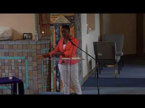 9 3 2017: Breathe IT In: Rev Twana Malone: The Center of Peace (TCP)