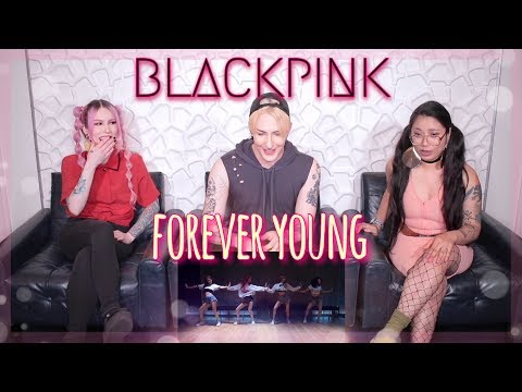 BLACKPINK - 'Forever Young' DANCE PRACTICE VIDEO REACTION!!!