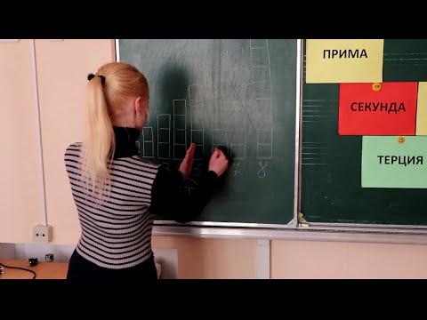 Видеоурок сольфеджио 2 класс интервалы