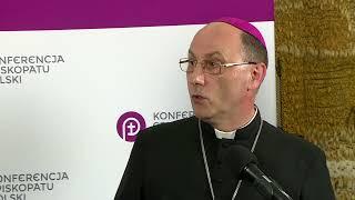 Konferencja prasowa Konferencji Episkopatu Polski | OnetNews