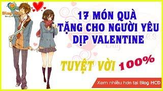 Quà tặng Valentine cho người yêu ý nghĩa, lãng mạn nhất! Bạn nên tham khảo! | Blog HCĐ ✔