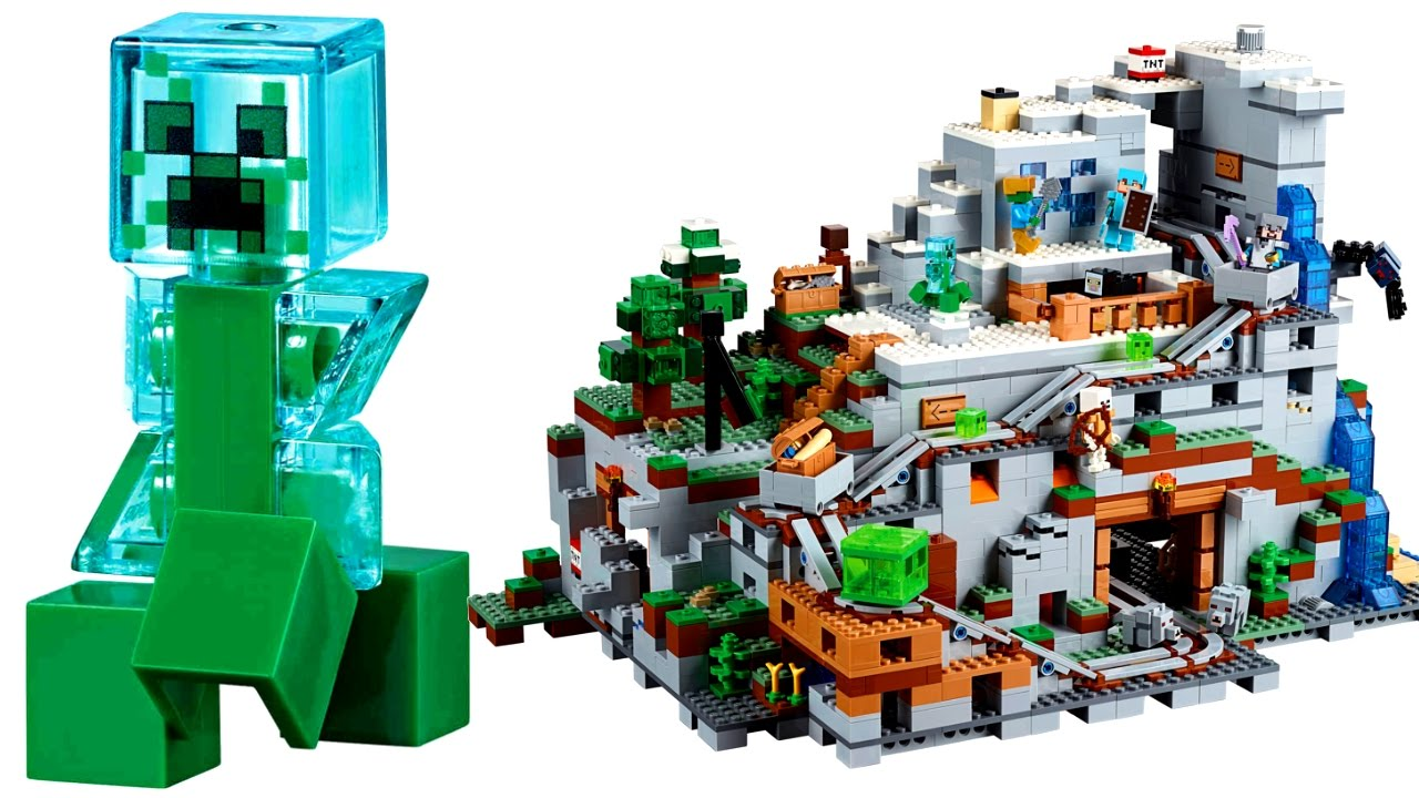 Buy lego minecraft, micro world 21102 (discontinued by manufacturer): building sets amazon. Com ✓ free delivery possible on eligible purchases.