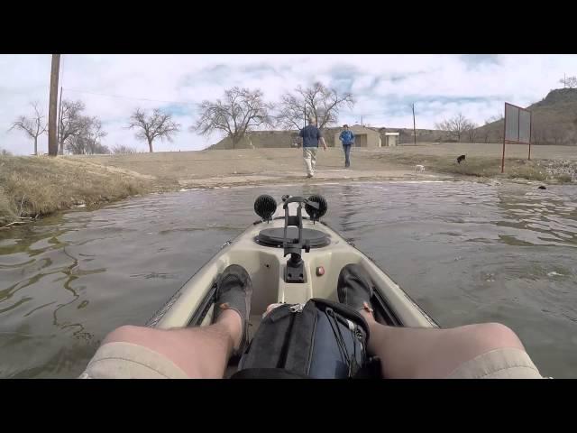 Lubbock Kayak Fishing