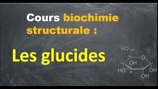 cours les glucides partie 3 la cyclisation des oses