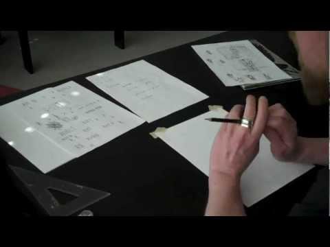 ENSLAVED - Making of Artwork Making of...