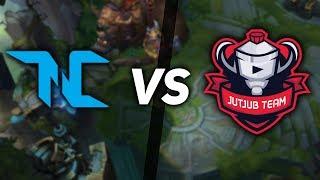 TeamJutJub vs The Night Clan! Liga GRIMORR - mecz 1