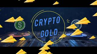 Заработок онлайн в CRYPTO GOLD! Вебинар 1.04.2020