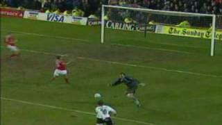 Nottingham Forest 1:8 Manchester United [1998/1999]